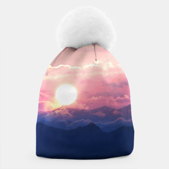 Thumbnail image of Starry Sunsets Beanie, Live Heroes