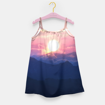 Thumbnail image of Starry Sunsets Girl's dress, Live Heroes