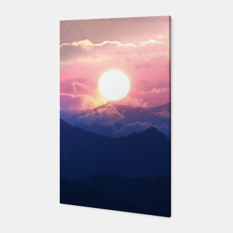 Thumbnail image of Starry Sunsets Canvas, Live Heroes