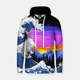 Thumbnail image of The Wave Sudadera con capucha, Live Heroes