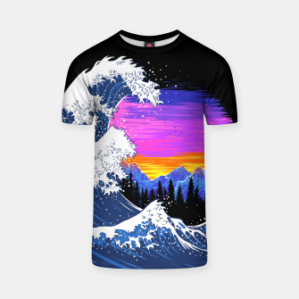 Thumbnail image of The Wave Camiseta, Live Heroes