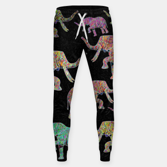 Thumbnail image of elephant Sweatpants, Live Heroes