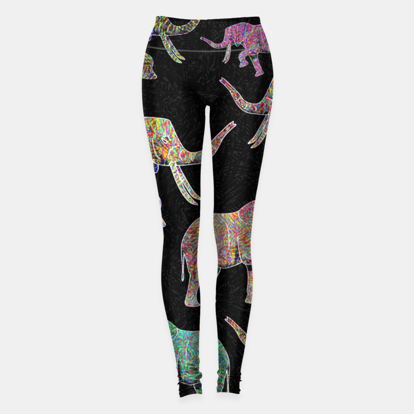 Image of elephant Leggings - Live Heroes