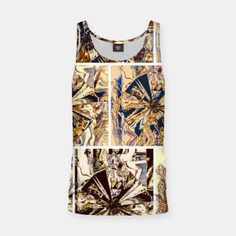 Thumbnail image of Nature circle Tank Top, Live Heroes
