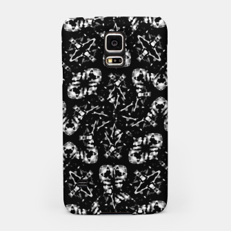 Thumbnail image of Dark Modern Abstract Pattern Samsung Case, Live Heroes