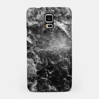 Thumbnail image of Enigmatic Black Marble #1 #decor #art Handyhülle für Samsung, Live Heroes