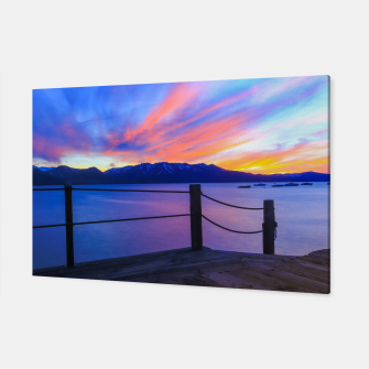 Thumbnail image of Sunset with Mtns, Live Heroes