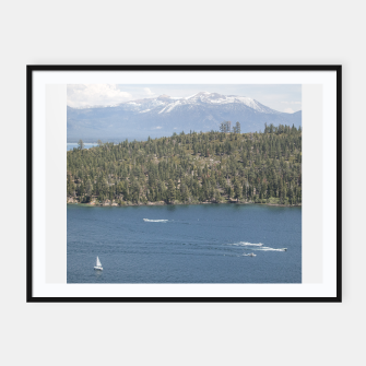 Thumbnail image of Boats on Tahoe, Live Heroes