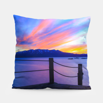 Thumbnail image of Sunset Pillow, Live Heroes
