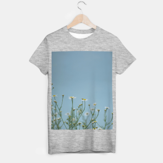 Miniatur Daisies by the lake T-shirt regular, Live Heroes