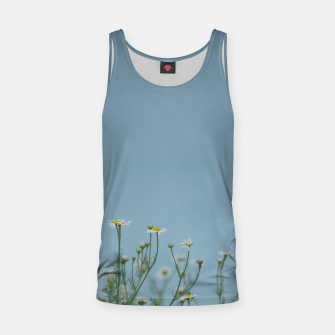 Thumbnail image of Daisies by the lake Tank Top, Live Heroes