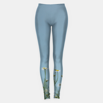 Thumbnail image of Daisies by the lake Leggings, Live Heroes