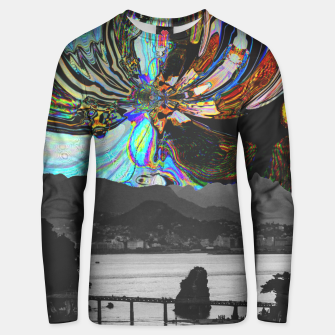 Thumbnail image of 073 Unisex sweater, Live Heroes