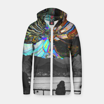 Thumbnail image of 073 Zip up hoodie, Live Heroes