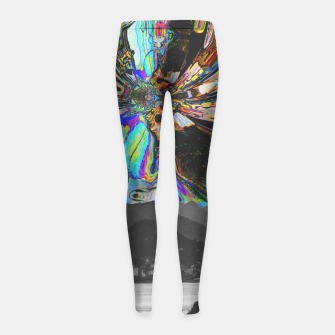 Thumbnail image of 073 Girl's leggings, Live Heroes