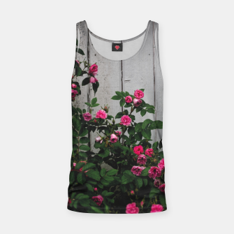 Miniatur By the wall Tank Top, Live Heroes