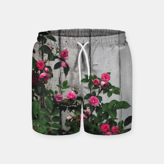 Miniatur By the wall Swim Shorts, Live Heroes