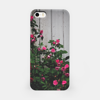 Miniatur By the wall iPhone Case, Live Heroes