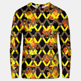 Thumbnail image of Path Yellow Flower Sweater, Live Heroes