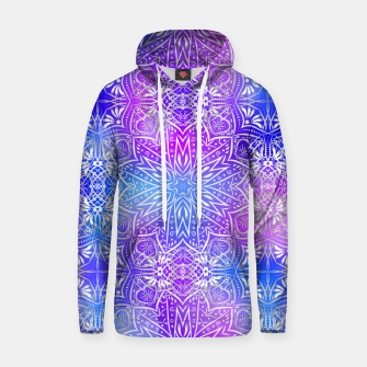 Thumbnail image of Colorful silver mandala Hoodie, Live Heroes