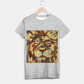 Miniatur Lion king T-shirt regular, Live Heroes