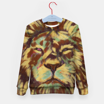 Miniatur Lion king Kid's sweater, Live Heroes