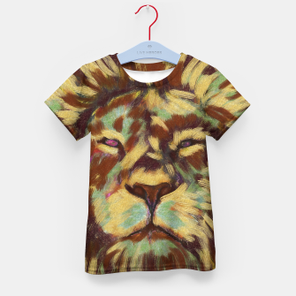 Miniatur Lion king Kid's t-shirt, Live Heroes