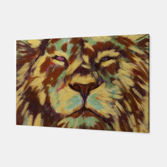Miniaturka Lion king Canvas, Live Heroes