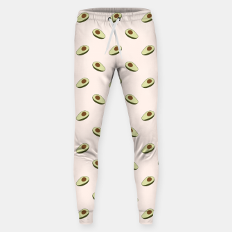 Thumbnail image of Avocado Pattern Sweatpants, Live Heroes