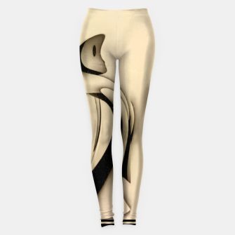 Miniatur Last Tango In Paris Leggings, Live Heroes