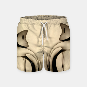 Miniatur Last Tango In Paris Swim Shorts, Live Heroes