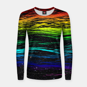 Thumbnail image of Rainbow Wave Sweater, Live Heroes