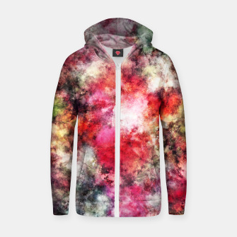 Thumbnail image of Blush Zip up hoodie, Live Heroes