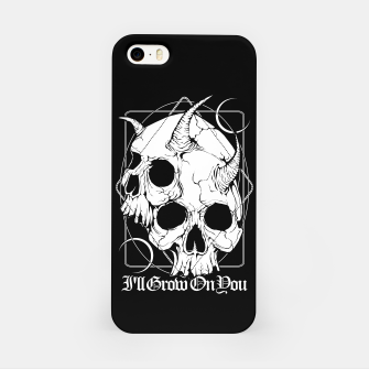 Thumbnail image of I'll grow on you iPhone Case, Live Heroes