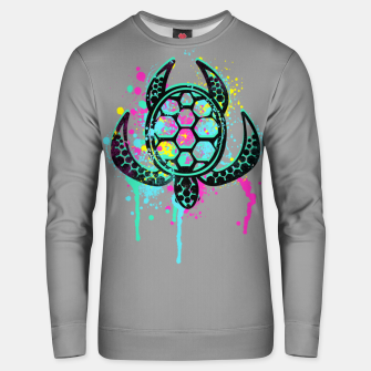 Thumbnail image of Turtle Soul Unisex sweater, Live Heroes