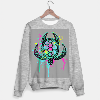 Miniatur Turtle Soul Sweater regular, Live Heroes