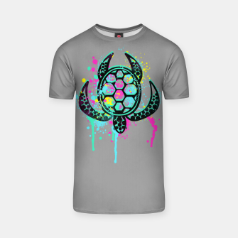 Thumbnail image of Turtle Soul T-shirt, Live Heroes