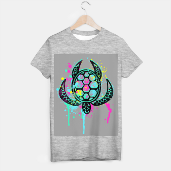Thumbnail image of Turtle Soul T-shirt regular, Live Heroes