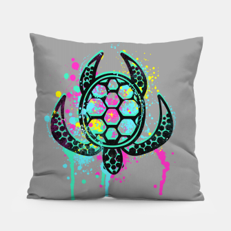 Thumbnail image of Turtle Soul Pillow, Live Heroes