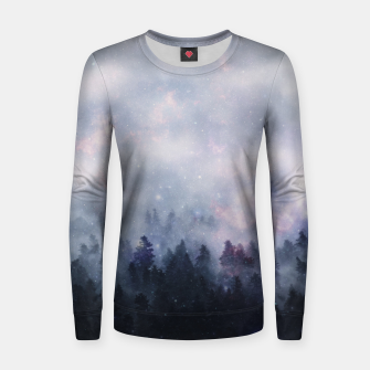 Thumbnail image of Forest One Women sweater, Live Heroes