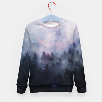 Thumbnail image of Forest One Kid's sweater, Live Heroes