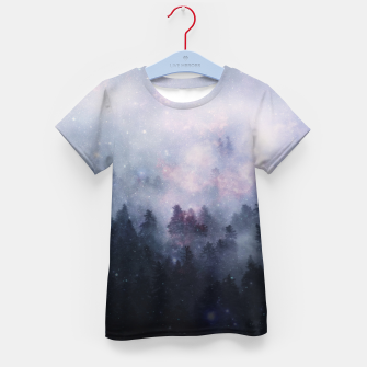 Thumbnail image of Forest One Kid's t-shirt, Live Heroes