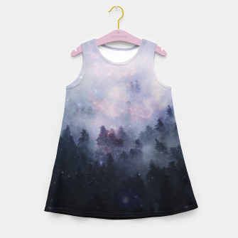 Thumbnail image of Forest One Girl's summer dress, Live Heroes