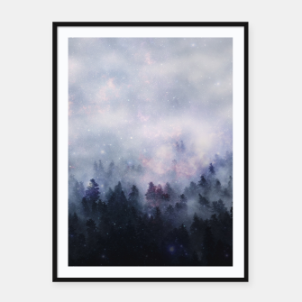 Thumbnail image of Forest One Framed poster, Live Heroes