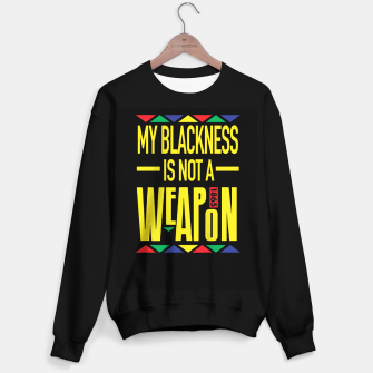Imagen en miniatura de My Blackness Sweater regular, Live Heroes