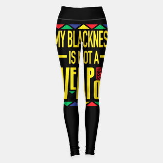 My Blackness Leggings thumbnail image