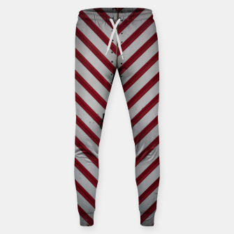 Thumbnail image of Striped door Sweatpants, Live Heroes