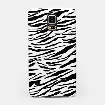 Miniatur Tiger Animal Print Glam #3 #pattern #decor #art  Handyhülle für Samsung, Live Heroes