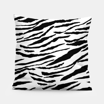 Imagen en miniatura de Tiger Animal Print Glam #3 #pattern #decor #art  Kissen, Live Heroes