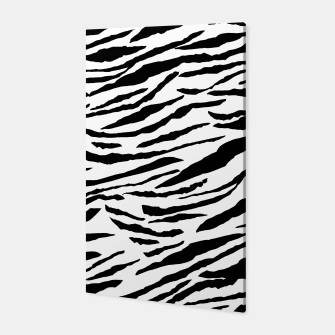 Miniaturka Tiger Animal Print Glam #3 #pattern #decor #art  Canvas, Live Heroes